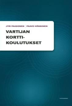Vartijan korttikoulutukset